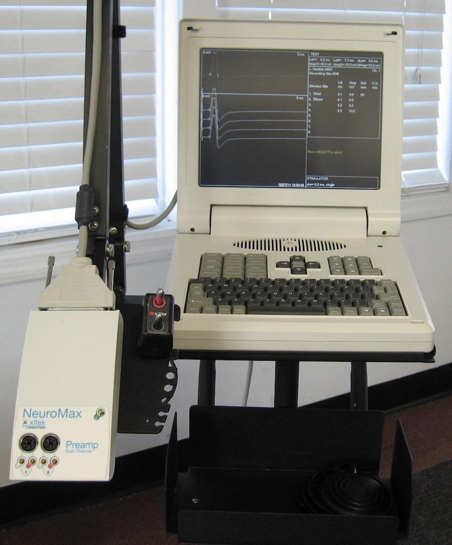 XLTEK NeuroMax 1002 CE